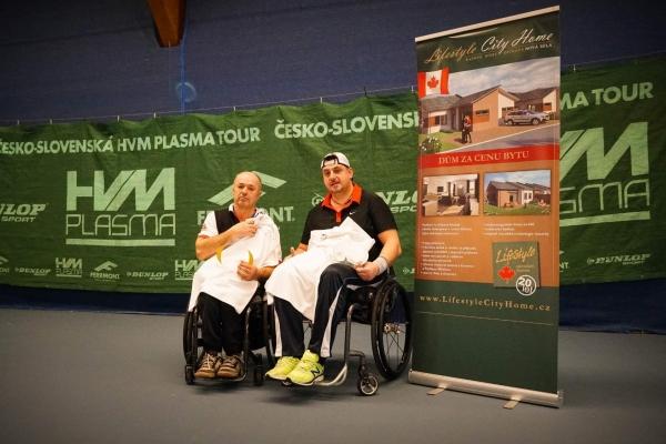 Tenisový turnaj HDC sportovců - Vendyrně open 2020