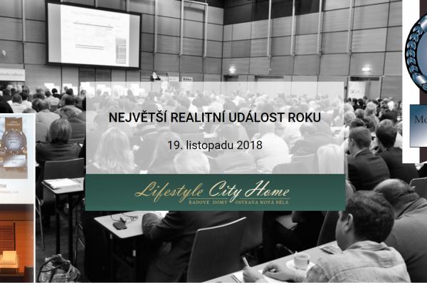 Rezidenční projekt LIFESTYLE CITY HOME získal další ocenění v prestižní soutěži Realitní projekt roku 2018