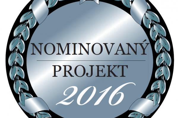 Nominovaný developerský projekt roku 2016