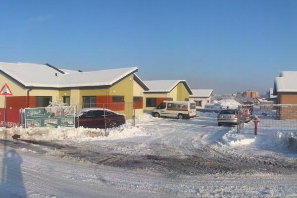 První domy rezidenční lokality již přepsány na své majitelé