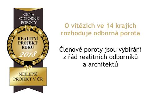 Projekt nominovan na projekt roku 2018