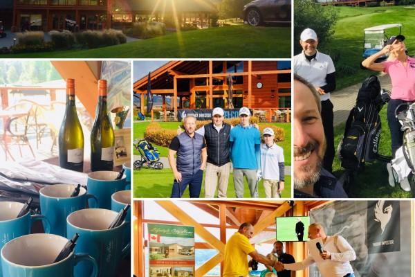 Lifestyle City Home jako hlavní partner golfového turnaje Phoenix Investor