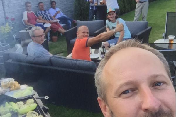 Garden party - Grilování - Team building - LIFESTYLE firma, která žije